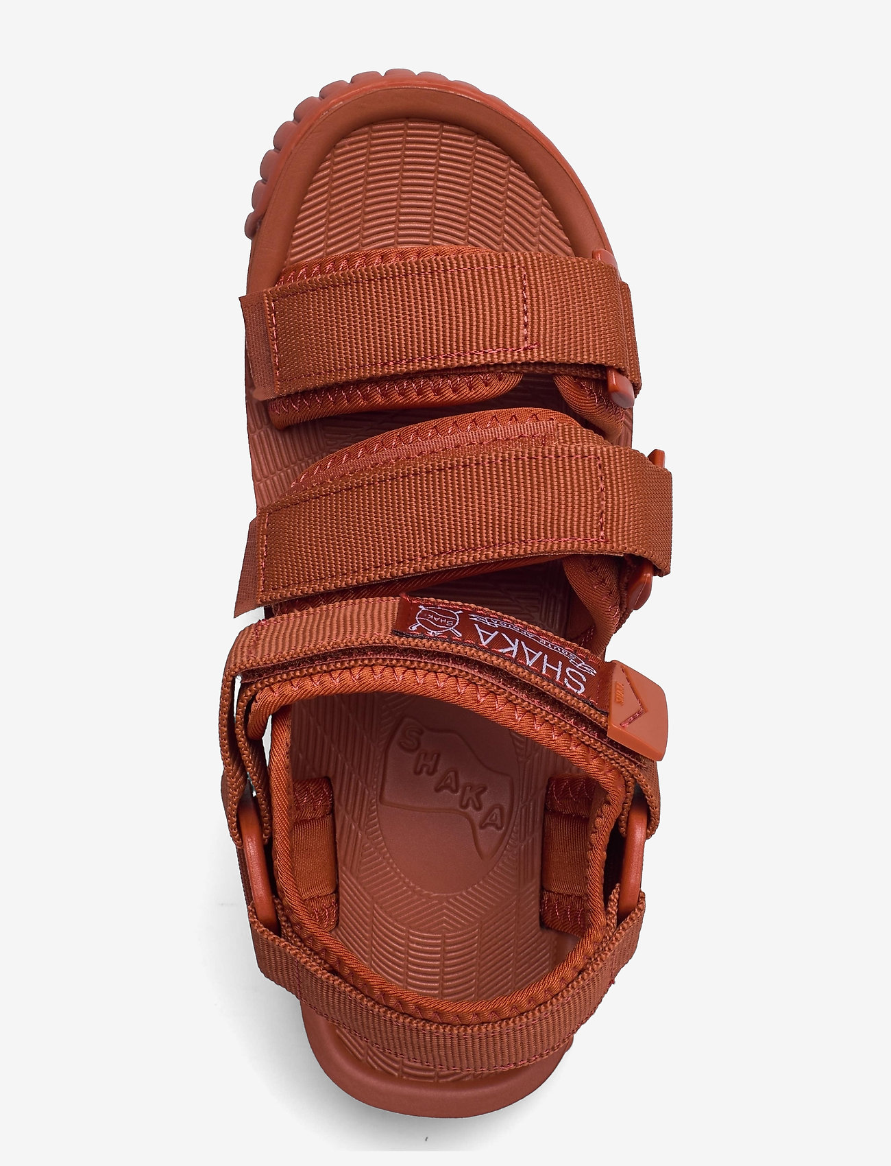 Shaka - Neo Bungy - platta sandaler - dark terracotta - 3