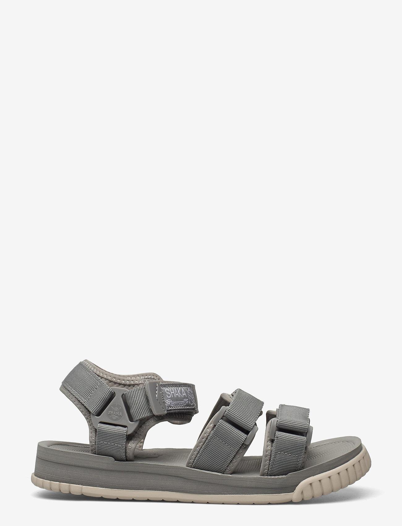 Shaka - Neo Bungy - platta sandaler - grey/grege - 1