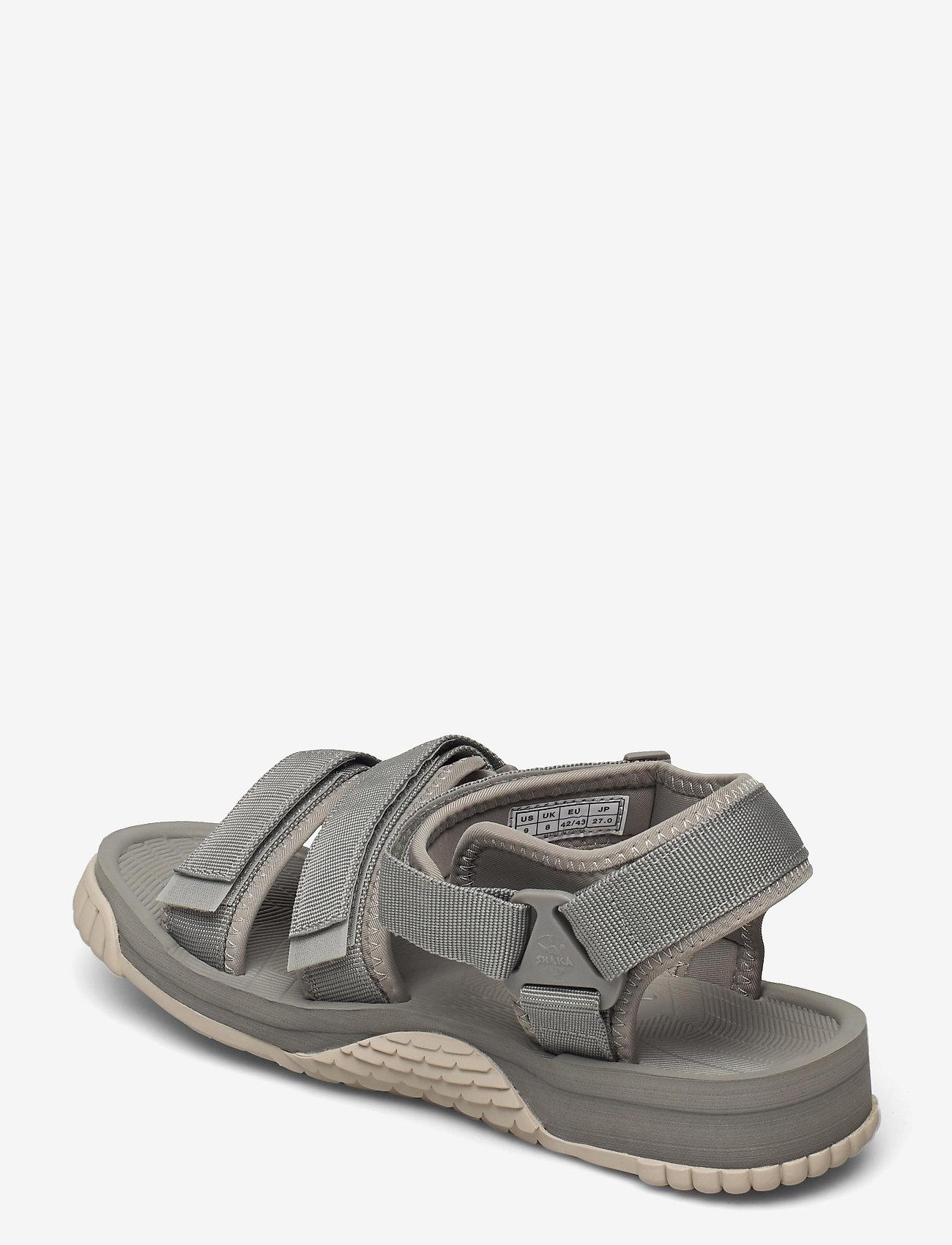 Shaka - Neo Bungy - platta sandaler - grey/grege - 2