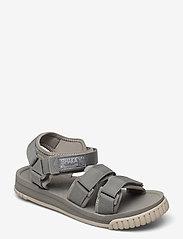 Shaka - Neo Bungy - platta sandaler - grey/grege - 0