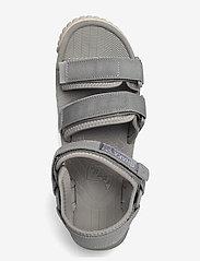 Shaka - Neo Bungy - platta sandaler - grey/grege - 3