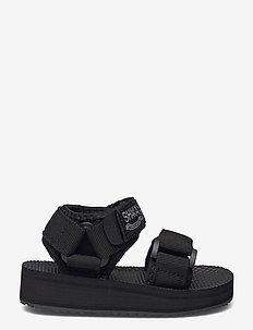 NEO BUNGY LITTLE - sandaler - black