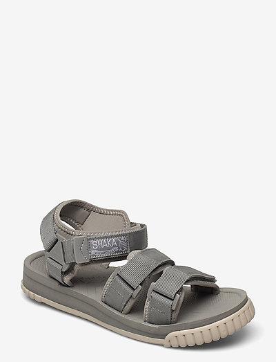 Neo Bungy - platta sandaler - grey/grege