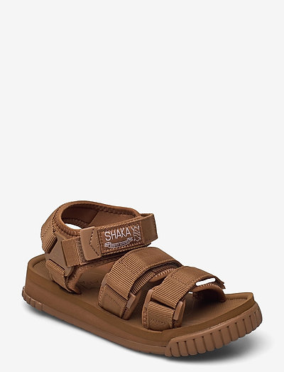 Neo Bungy - platta sandaler - moca