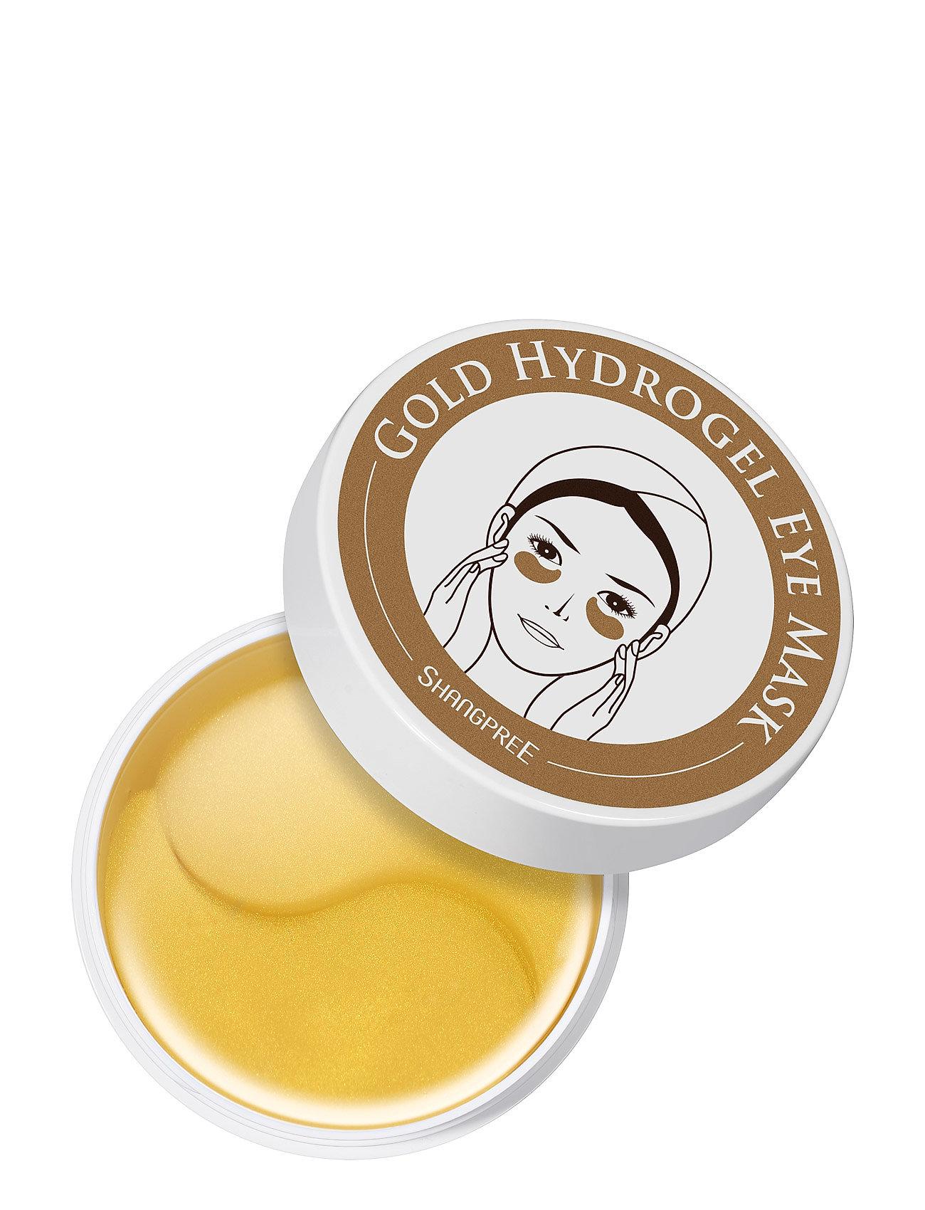 Image of Hydrogel Eye Mask Gold 60 Pcs Beauty WOMEN Skin Care Face Face Masks Guld Shangpree (3297684899)