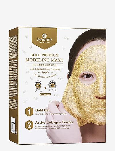 Premium Modeling Mask Gold - NO COLOR
