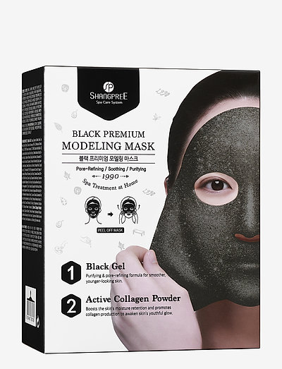 Premium Modeling Mask Black - NO COLOR