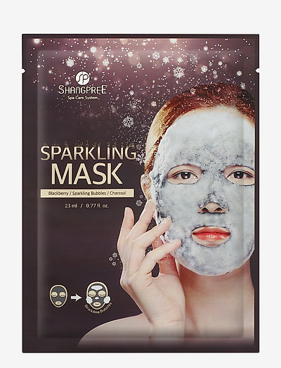 Sparkling Mask - sheet mask - clear