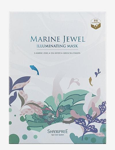 Marine Jewel Illuminating Mask - sheet mask - no color