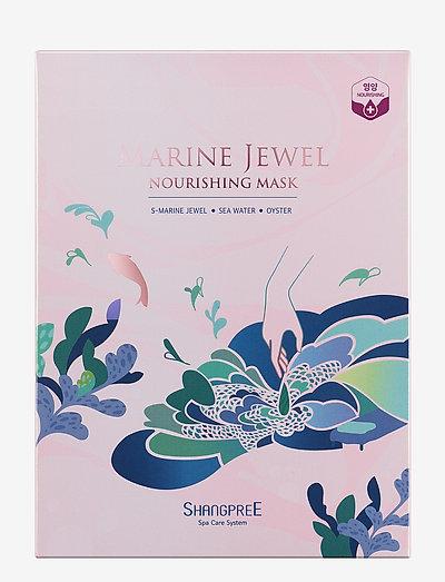 Marine Jewel Nourishing Mask - NO COLOR