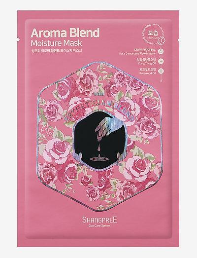 Aroma Blend Moisture Mask - sheet mask - no color