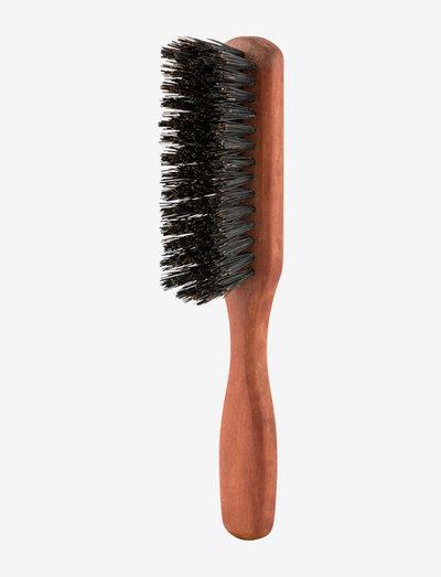 Sharper Beard Brush - skägg & mustasch - clear