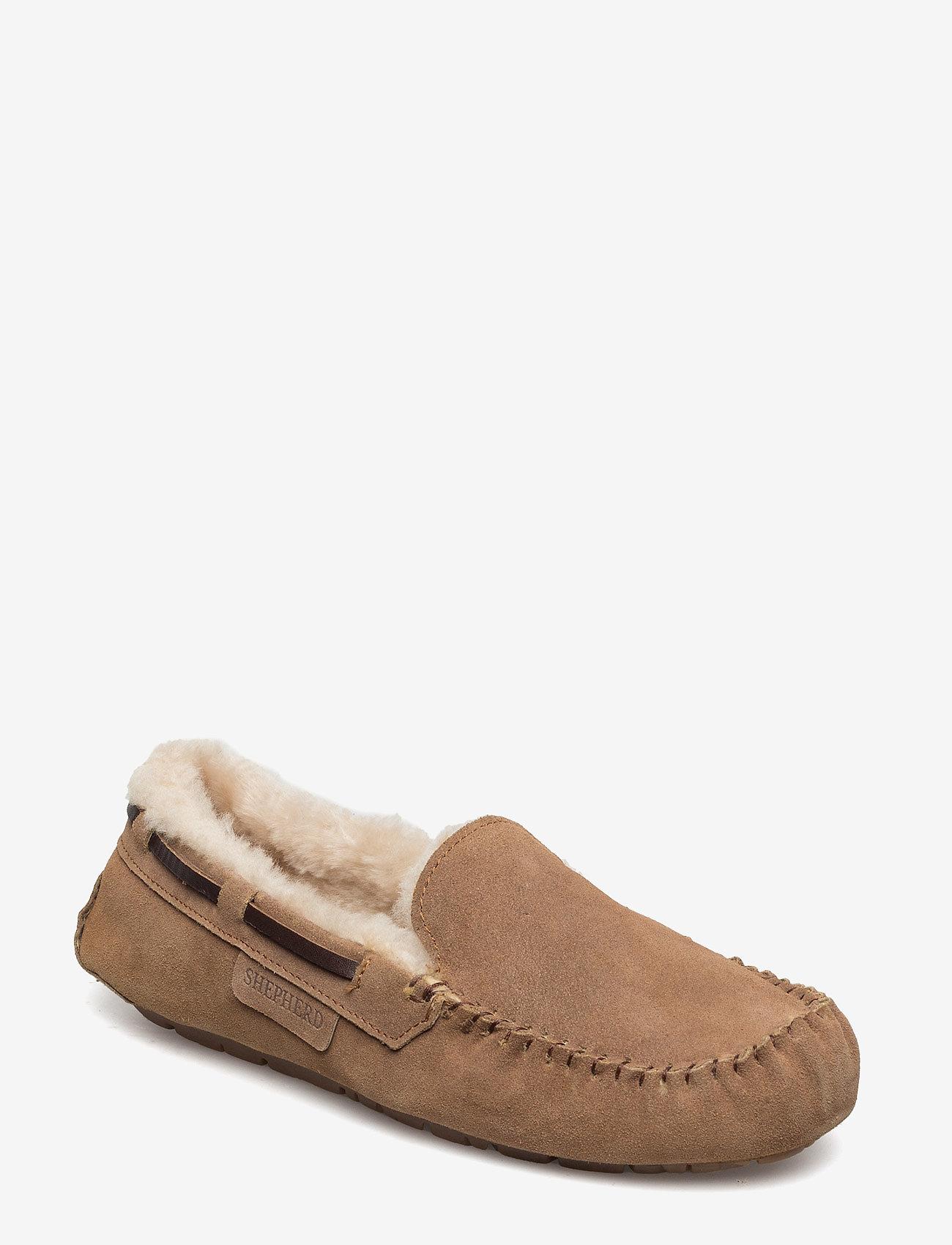Shepherd - Mirre - pantoffels - chestnut - 0
