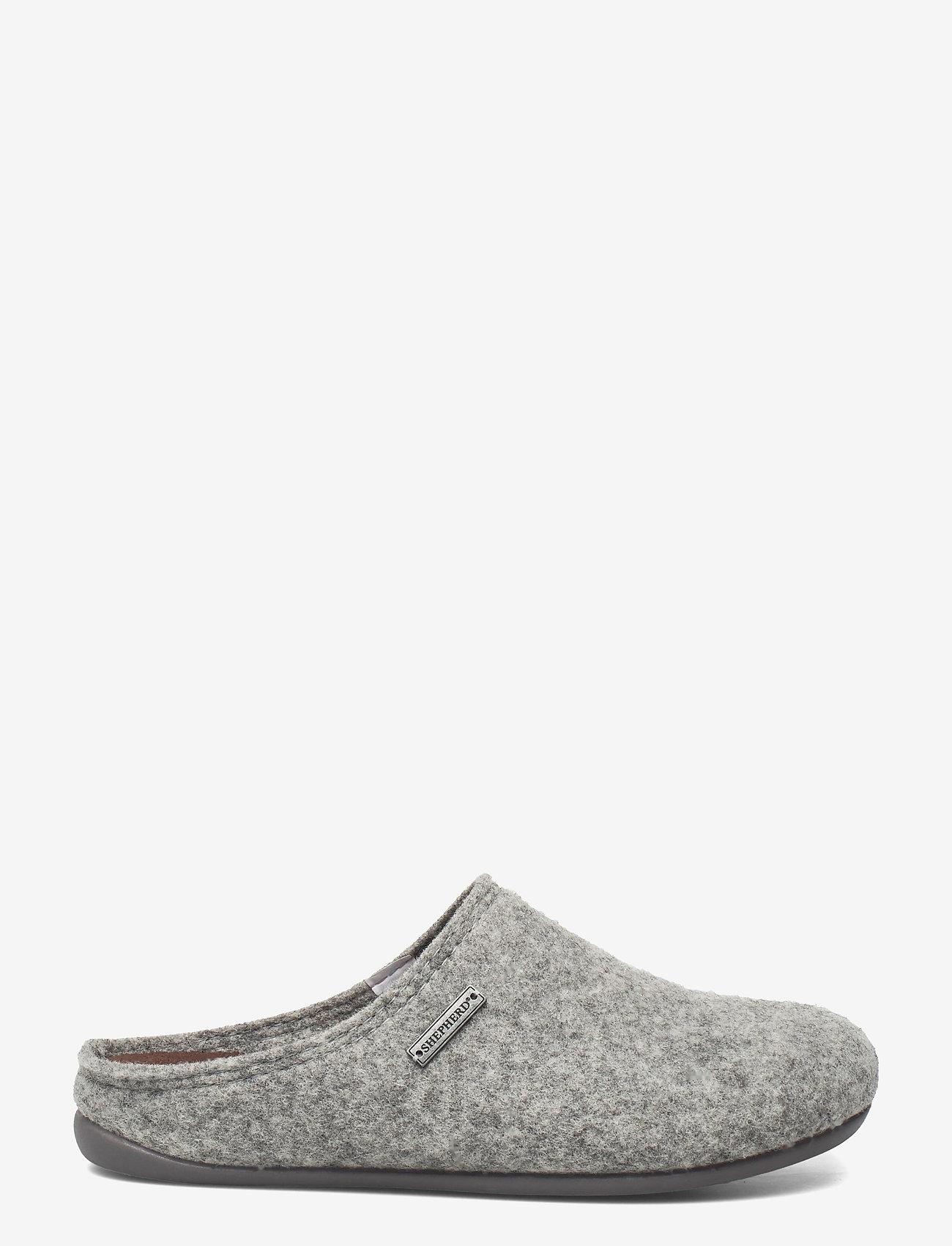 Shepherd - CILLA - hausschuhe - grey - 0