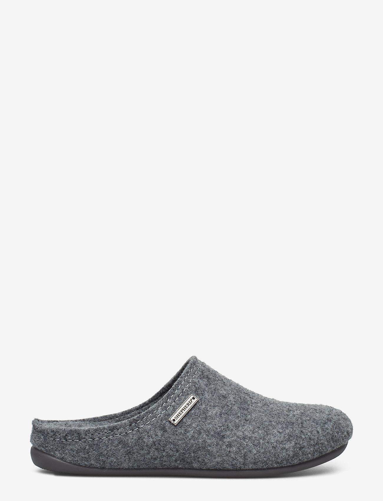 Shepherd - CILLA - pantoffels - grey - 1