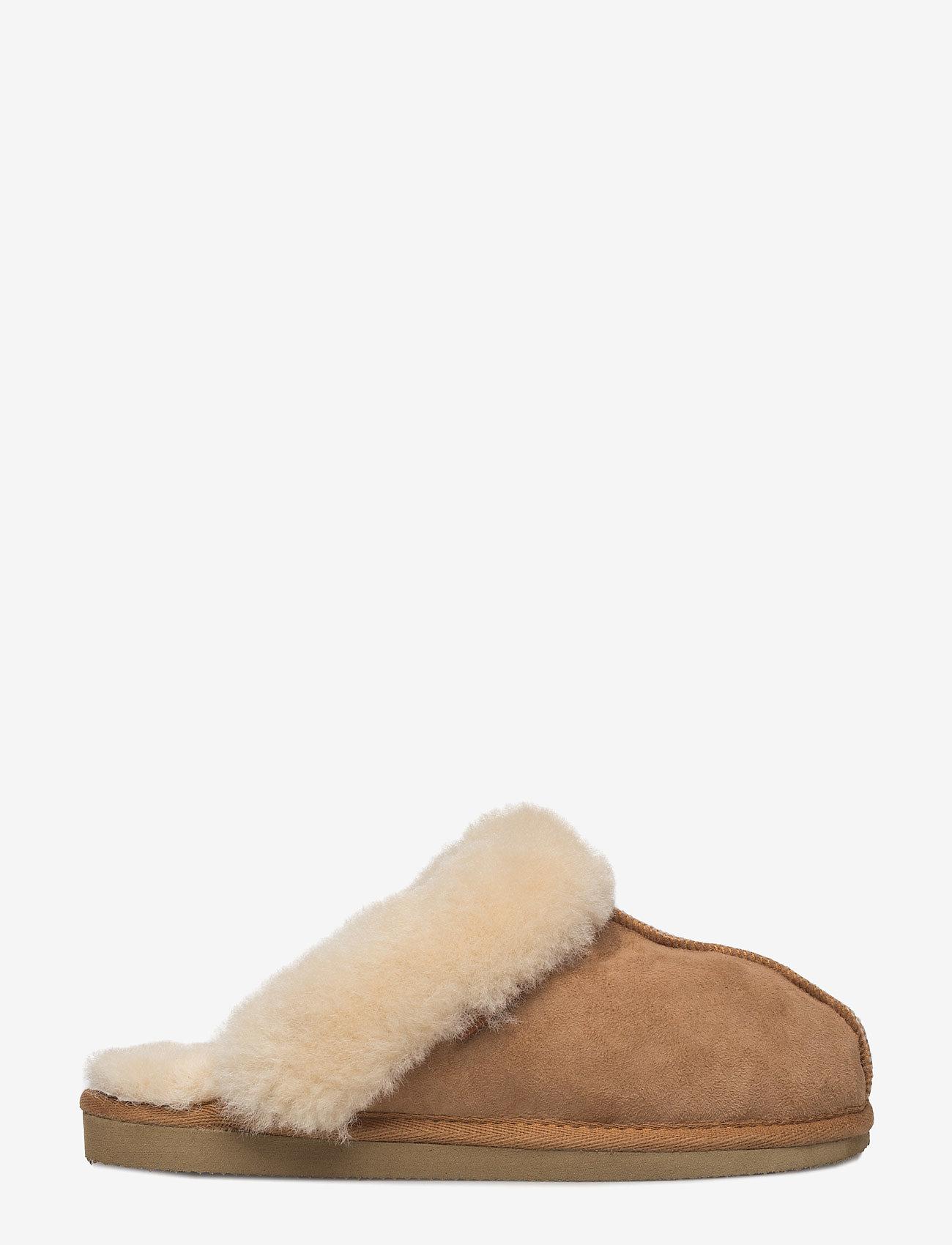 Shepherd - Jessica - pantoffels - chestnut - 1