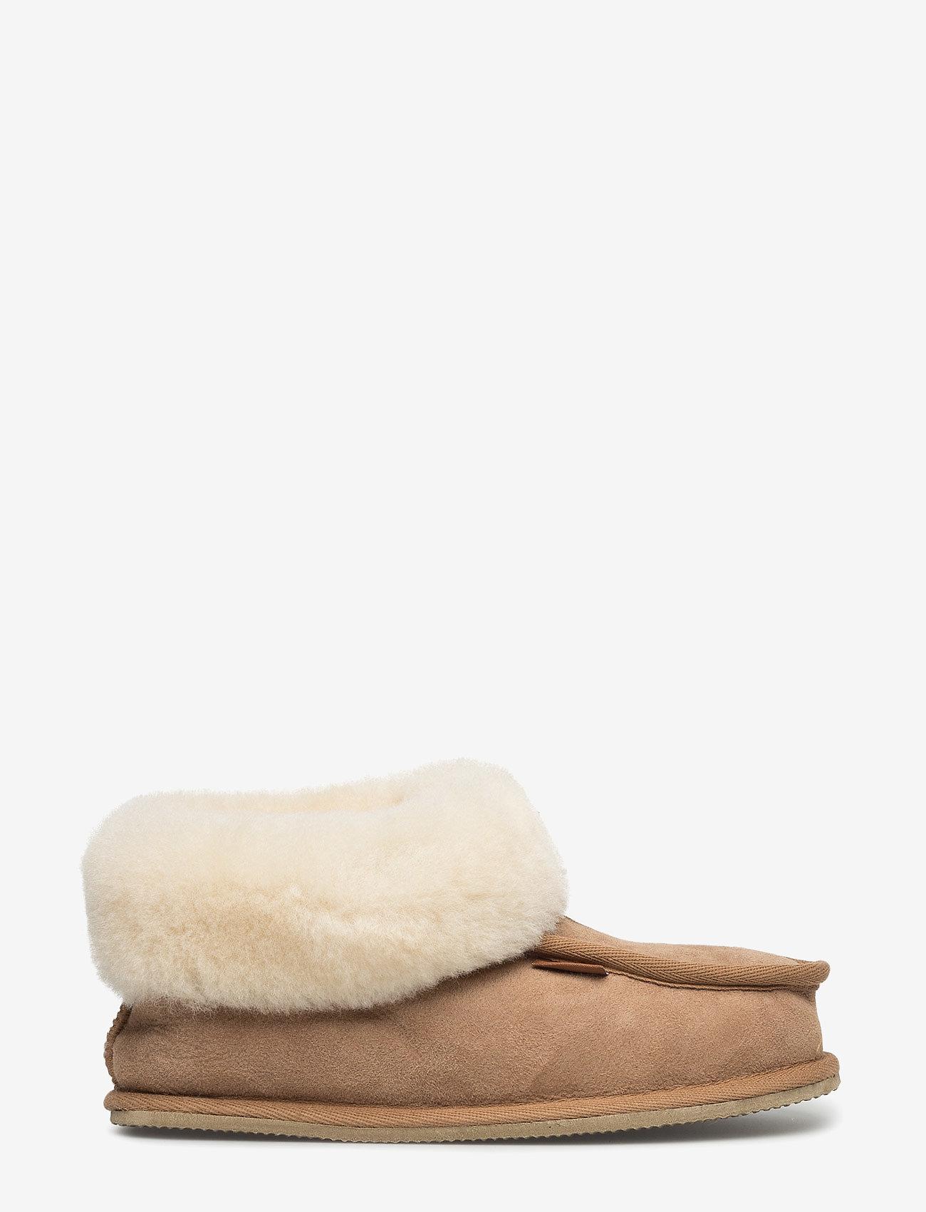 Shepherd - Lena - pantoffels - chestnut - 1