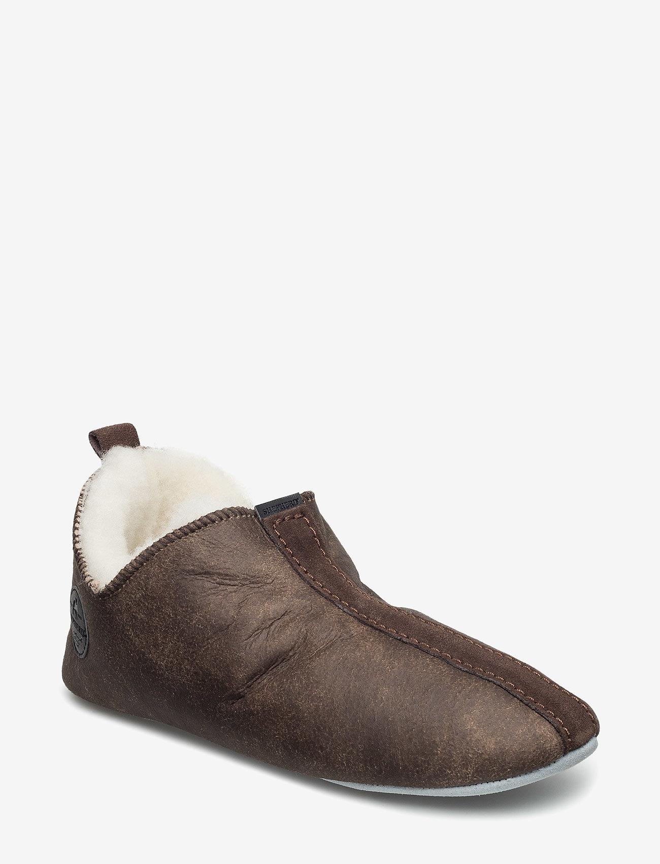 Shepherd - Lina - hausschuhe - oild antique - 0