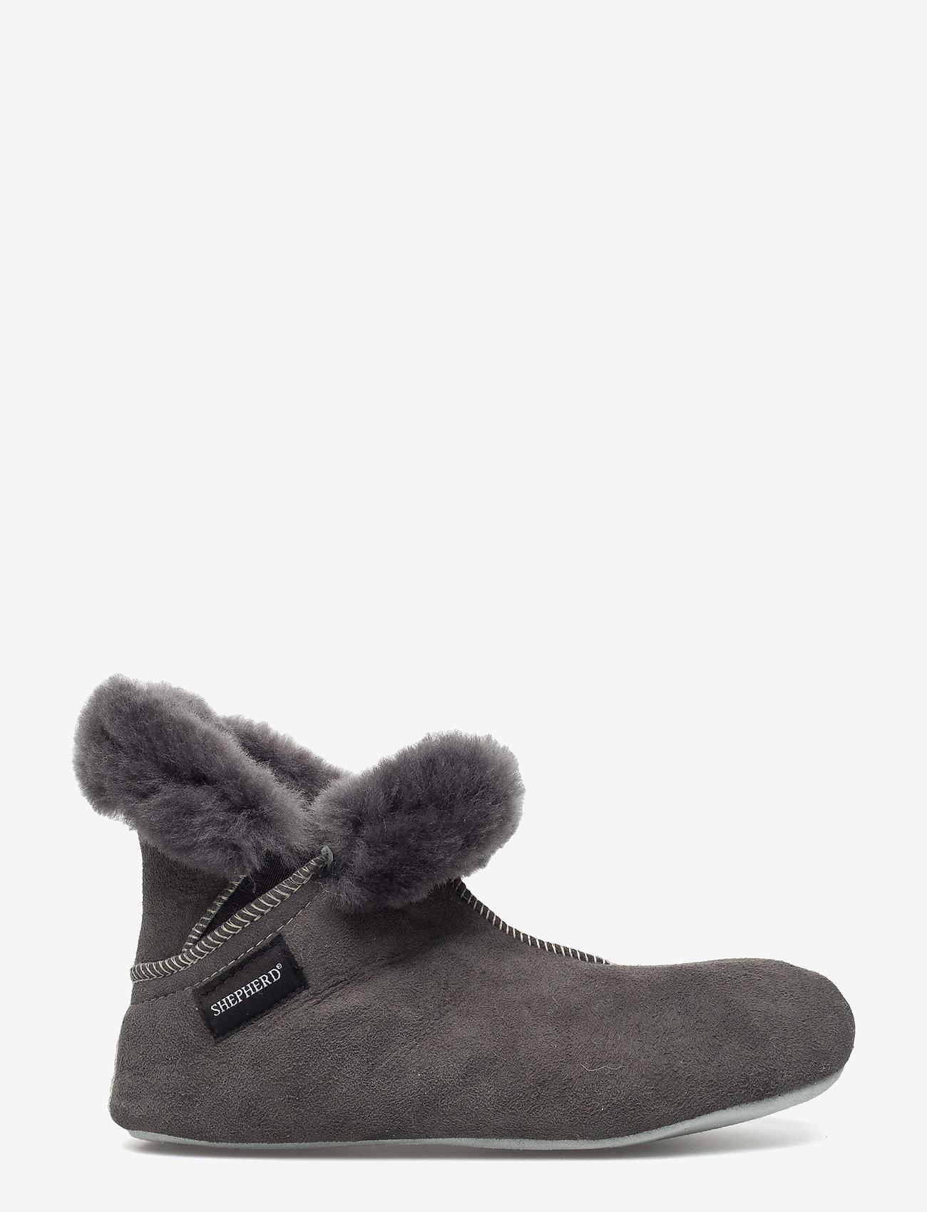 Shepherd - Mariette - pantoffels - asphalt - 1