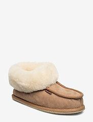 Shepherd - Lena - pantoffels - chestnut - 0