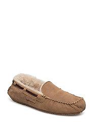 Steffo Slippers Tofflor Beige SHEPHERD
