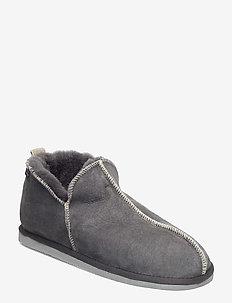 Andy - slippers - asphalt