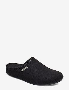 CILLA - slippers - black