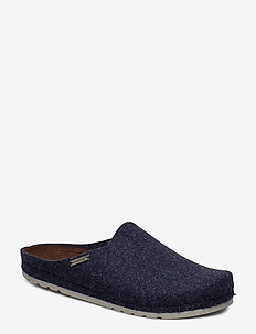ISAK - slippers - 070-navy