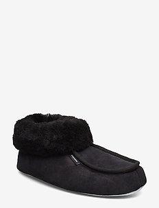 Magnus - slippers - 010-black