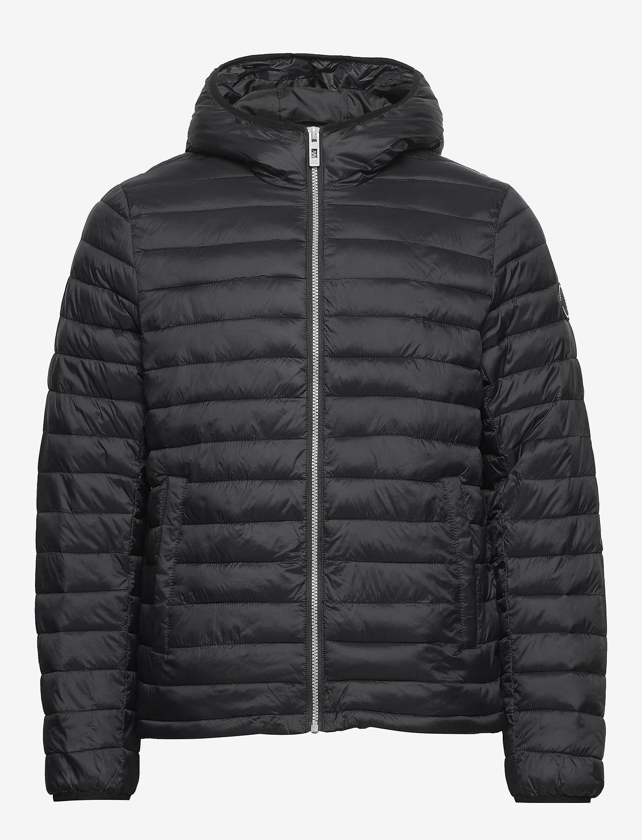 Shine Original - Light puffer jacket - toppatakit - black