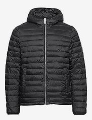 Shine Original - Light puffer jacket - toppatakit - black - 1