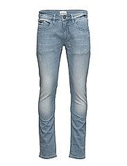 Slim fit jeans, nice blue - NICE BLUE