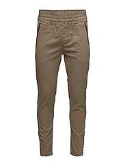 Stretch drop crotch pants - COLD NAVY