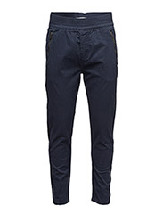 Stretch drop crotch pants - COLD NAVY