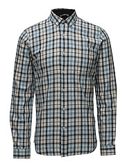 Checked cotton shirtL/S