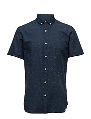 Nep shirt S/S - COLD NAVY