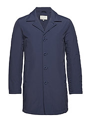 Cleo mac coat - NAVY