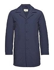 Cleo mac coat - NAVY
