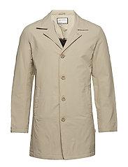 Cleo mac coat - SAND