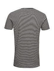 Striped tee S/S