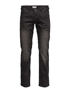 regular fit jeans - deep black - DEEP BLACK