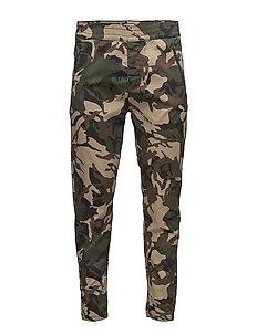 Drop crotch military pants - ARMY