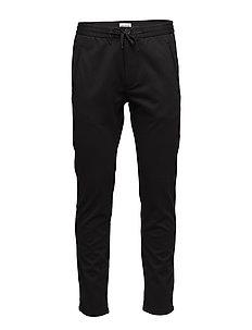 Club string pant - BLACK