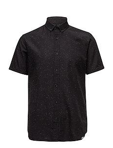 Nep shirt S/S - BLACK