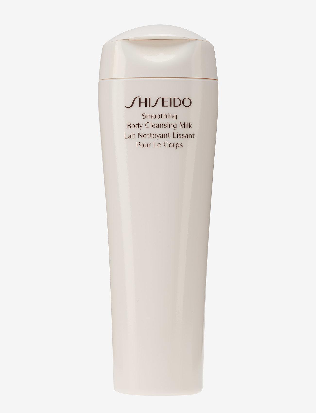 Shiseido - BODYCARE SMOOTHING BODY CLEANSING MILK - vartalovoide - no color - 0