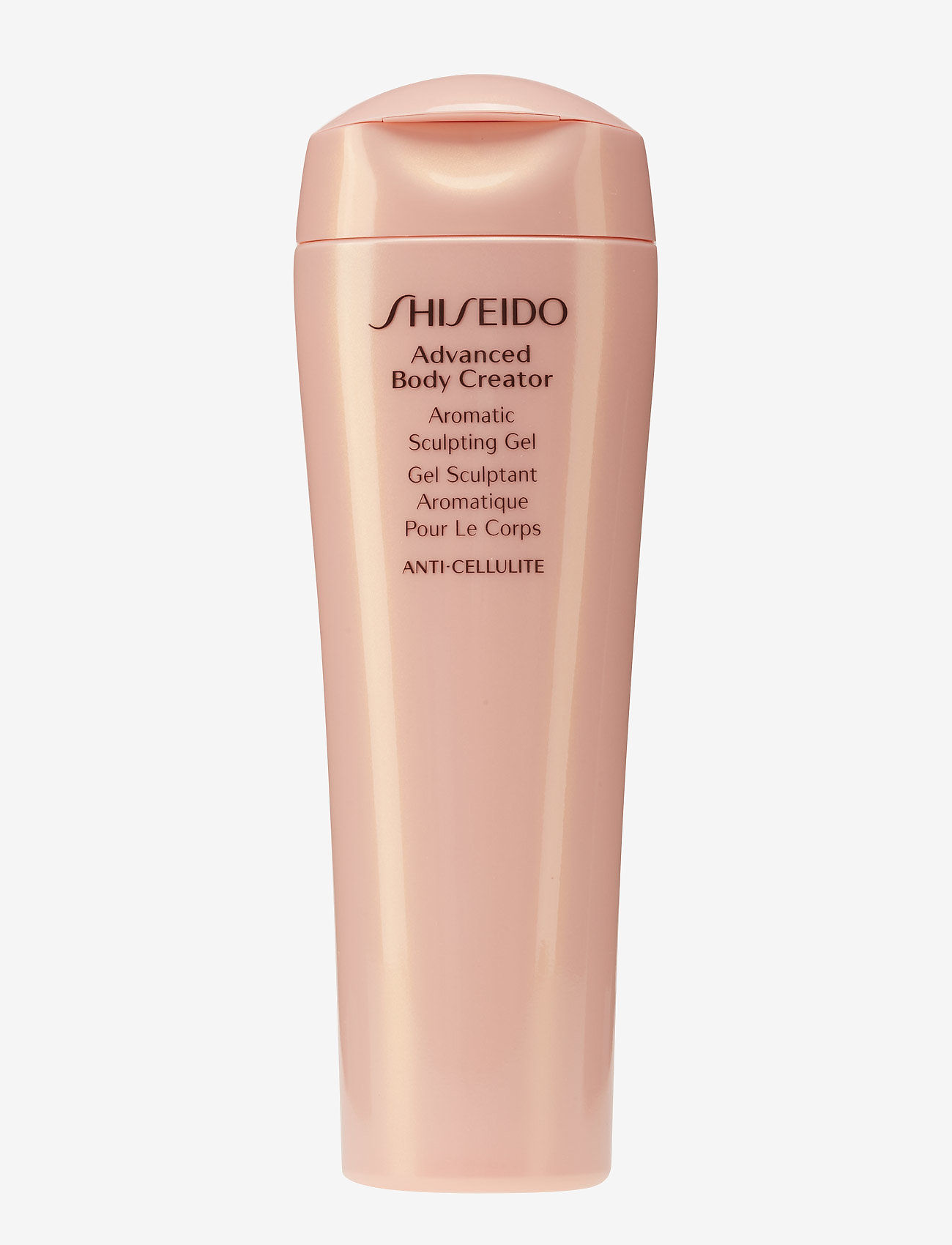 Shiseido - BODYCARE AROMATIC SCULPTING GEL - vartalovoide - no color - 0