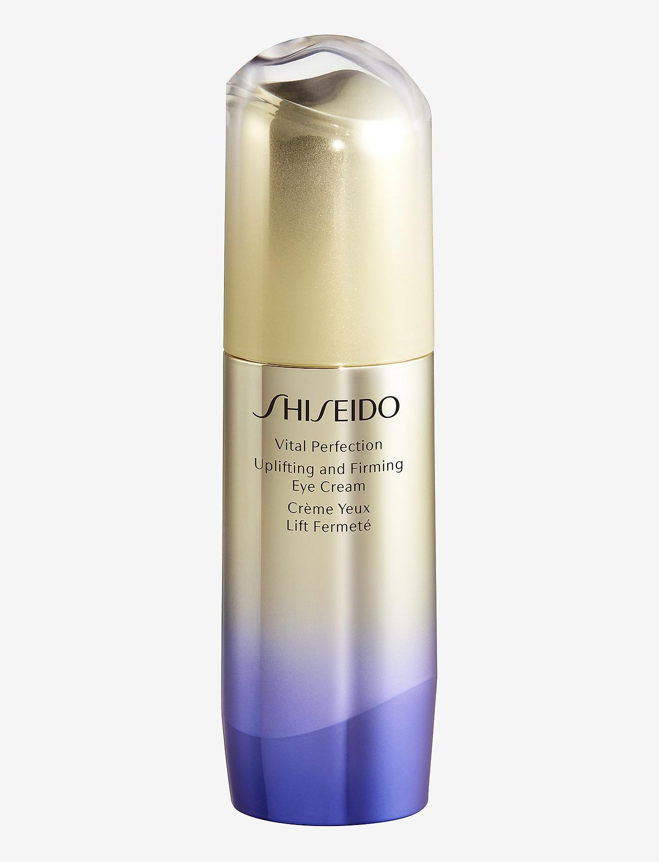 Shiseido - VITAL PERFECTION UPLIFTING& FIRMING EYE CR - Øjencreme - no color - 0