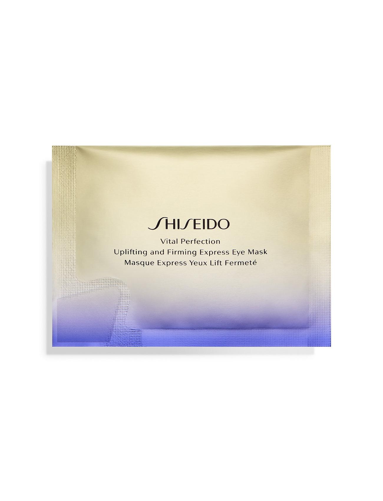 Shiseido - VITAL PERFECTION UPLIFTING& FIRMING EXPRESS EYE MASK (12) - sheet mask - no color - 1