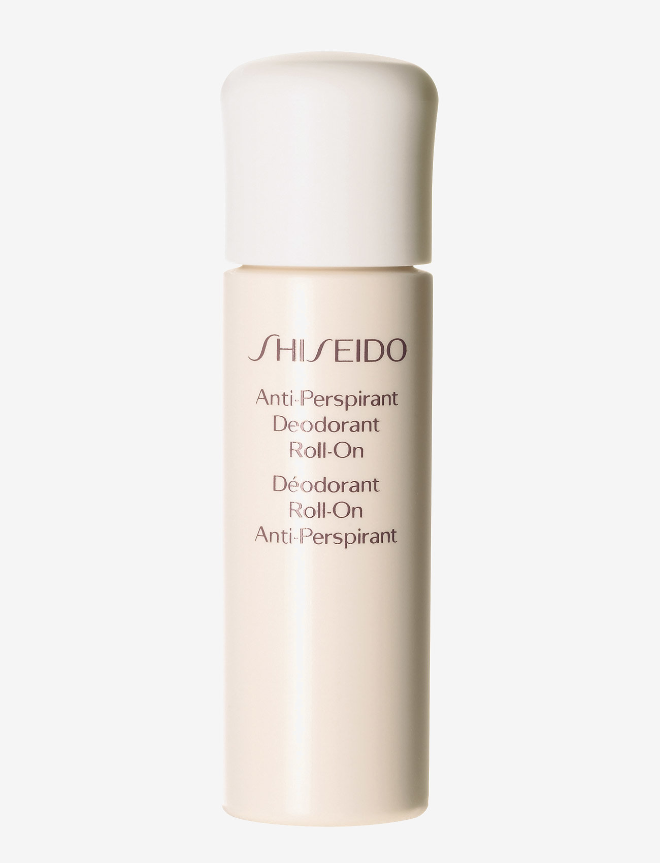 Shiseido - DEODORANT ROLL-ON - deo roll-on - no color - 0