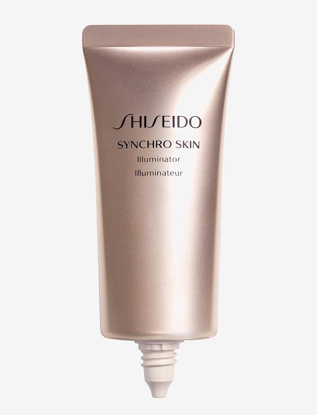 Shiseido - SYNCHRO SPECIALIST ILLUMINATOR ROSE GOLD - bb & cc creme - rose gold - 1